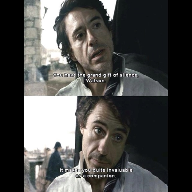 Watson Sherlock Holmes Quotes QuotesGram