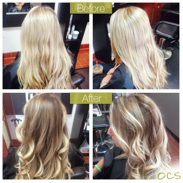 Gorgeous Blonde To Bronde Hair Transformation By Emily C