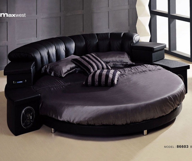 13 Best Images About CIRCULAR BEDS CIRCULAR FURNITURE On
