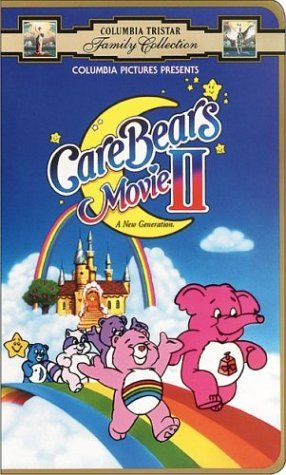 Nice Care Bears Movie 2 VHS Way Back When