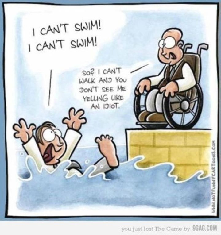 Image result for disability humor