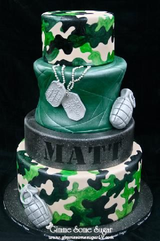 17 Best Images About Cakes Western Hunting Camo On