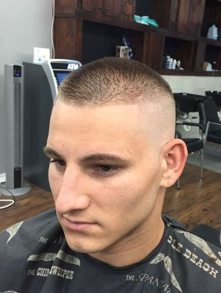 1000 Ideas About Military Haircuts On Pinterest High