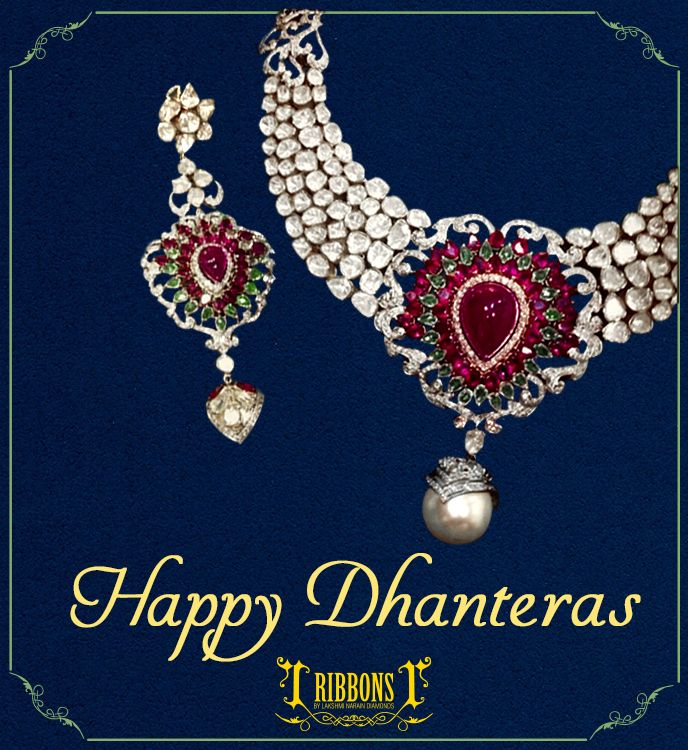 Happy Diwali And Dhanteras Wishes