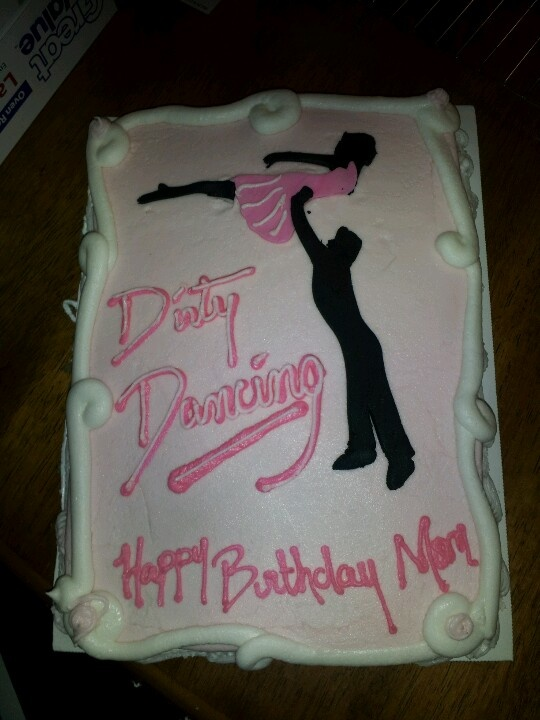11 Best Images About Dirty Dancing Cakes On Pinterest In