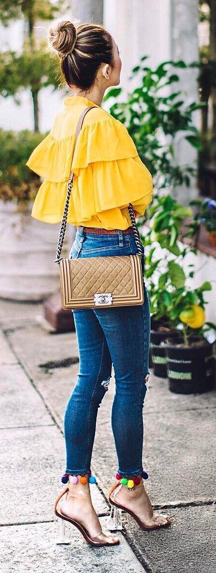 25 Best Ideas About Skinny Jeans Heels On Pinterest