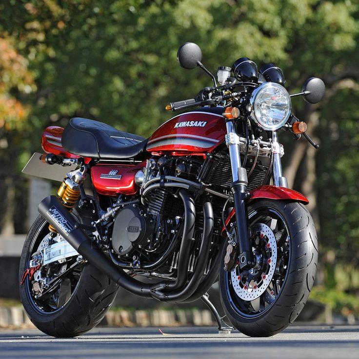27 Best Images About Cmsnl Kawasaki Z900 Z1