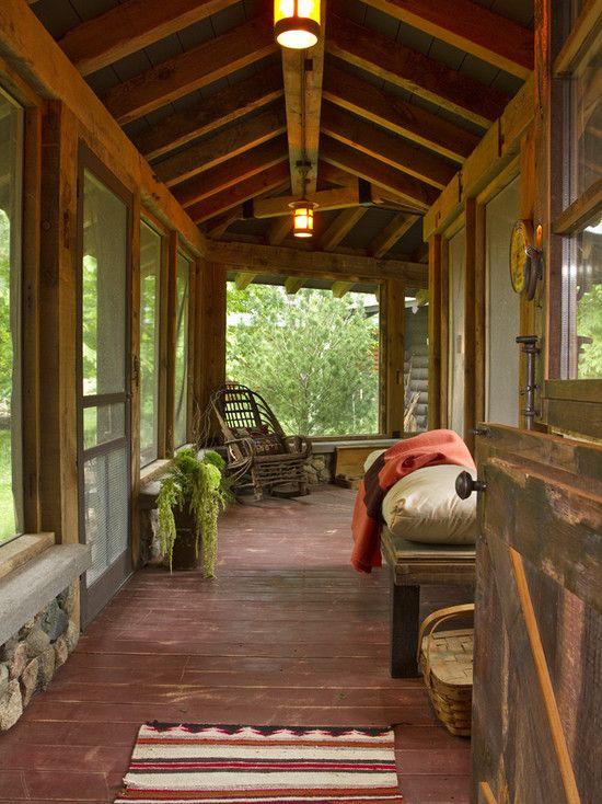 Screened Porch Ideas Deck