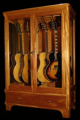 How To Build A Gun Display Cabinet WoodWorking Projects