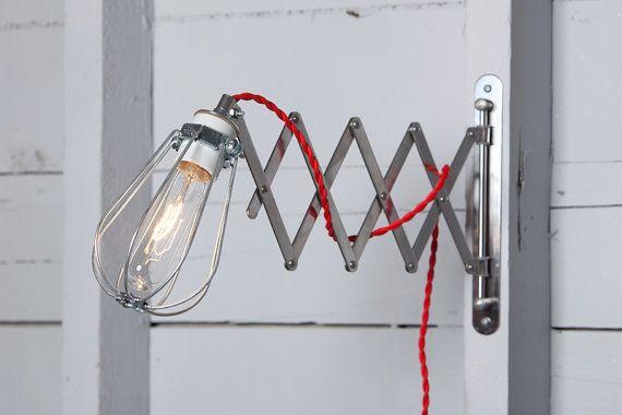 Best 20+ Industrial Wall Lights Ideas On Pinterest