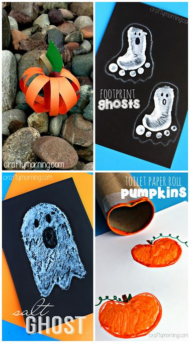 Creative Halloween Crafts for Kids to Make – Crafty Morning