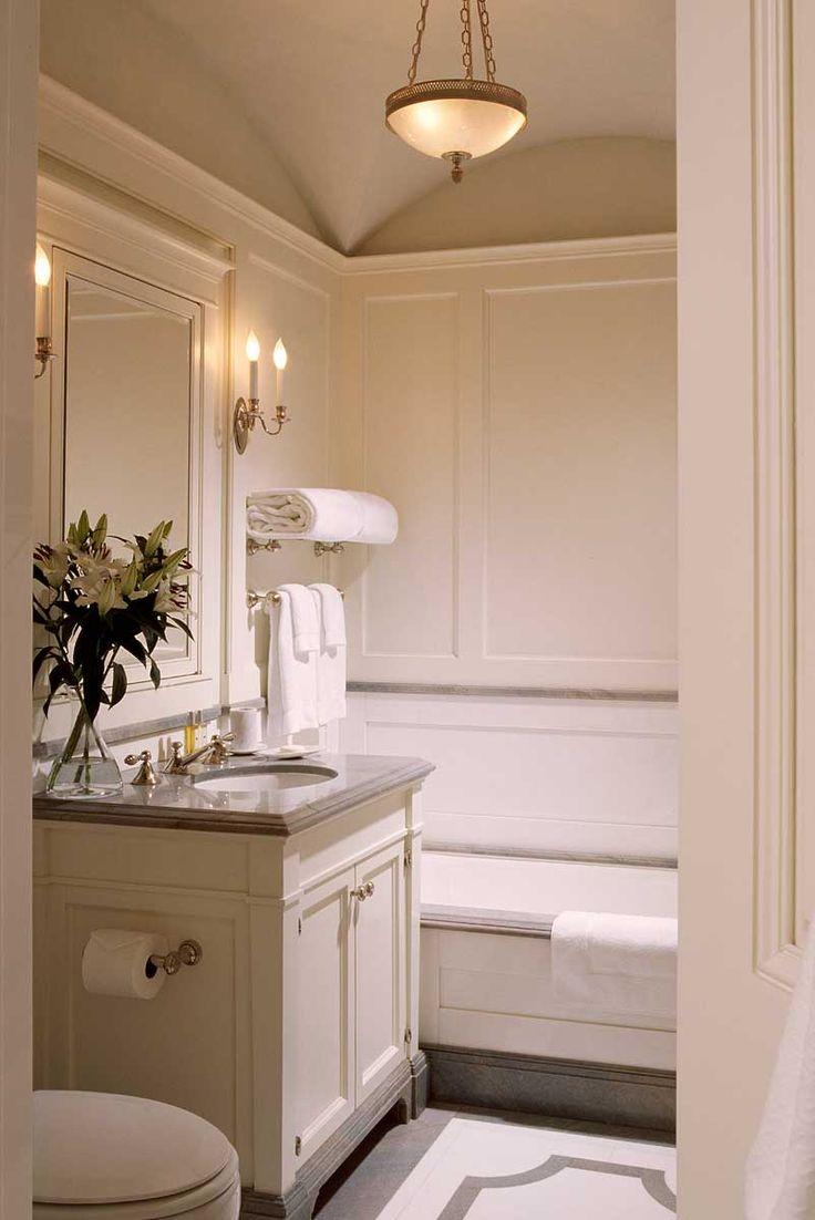25 Best Ideas About Small Elegant Bathroom On Pinterest