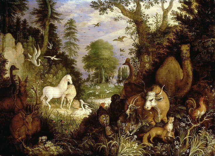 Garden Of Eden Fact or Fiction The Garden of Eden