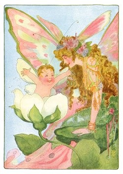 1000 Images About Vintage Fairies On Pinterest Florence