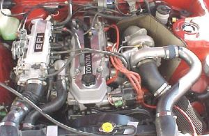 Toyota 22R turbo! can we put this in my car | toyota's