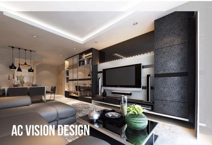 HDB BTO 5 Room 3D Ideas Interior Design Singapore