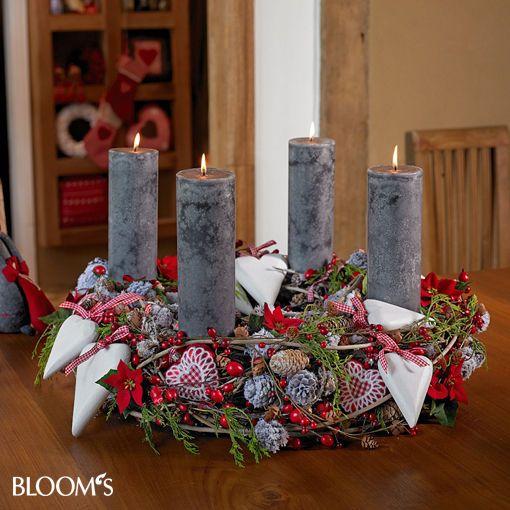 1000+ images about Adventskranz,Adventsgesteck on Pinterest Advent wreaths, Advent and Weihnachten