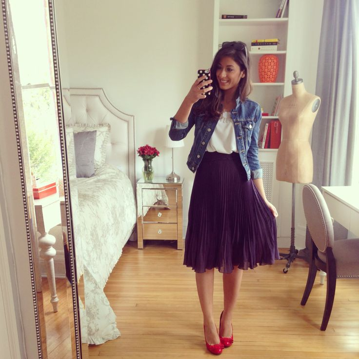Mimi Ikonn Summer Outfit Cute Outfit Jean Jacket And
