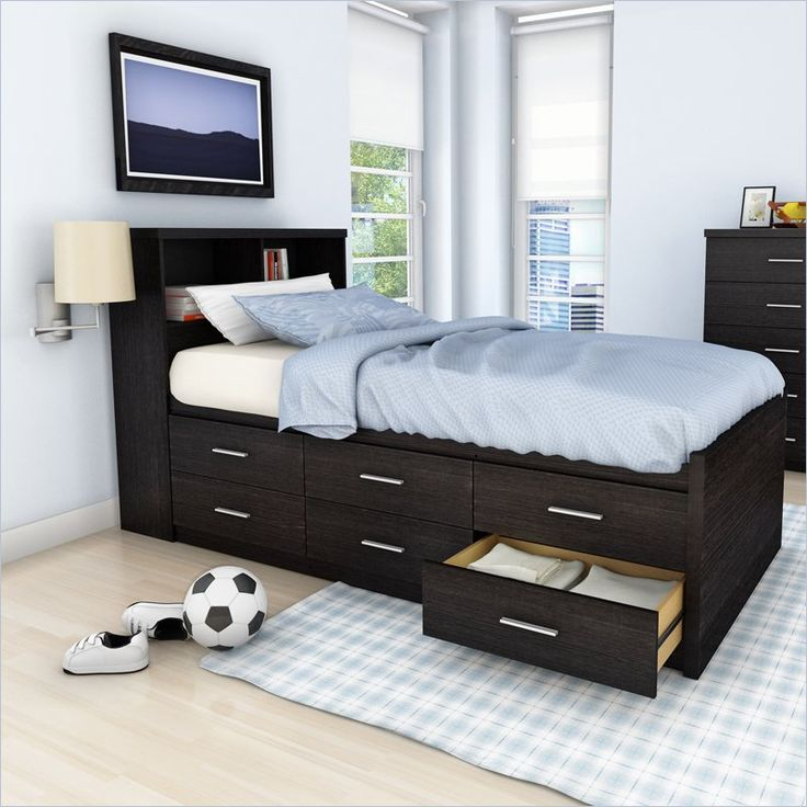 StorageBedsTwinXLAdult Twin Xl Bed Frame With