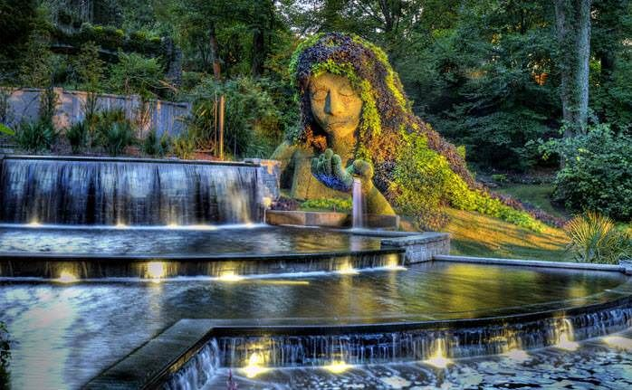 Places To Visit Atlanta Georgia Georgia Top 10