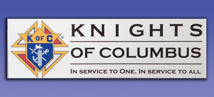 Knights Of Columbus Ladies Emblem