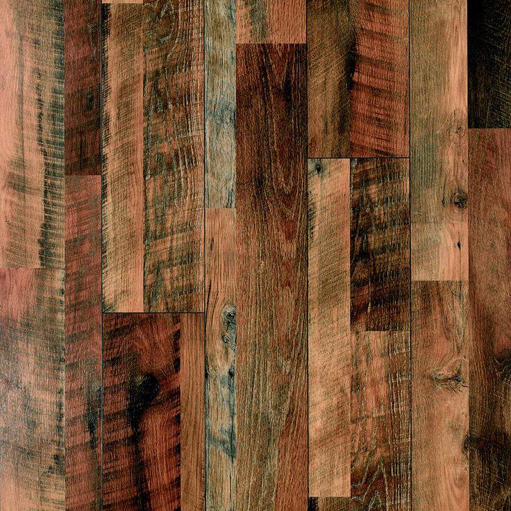Shop Pergo Max 7.48in W x 3.93ft L River Road Oak