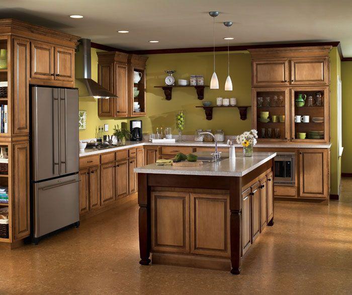 Aristokraft Radford Kitchen Cabinet Door Style Maple Wood