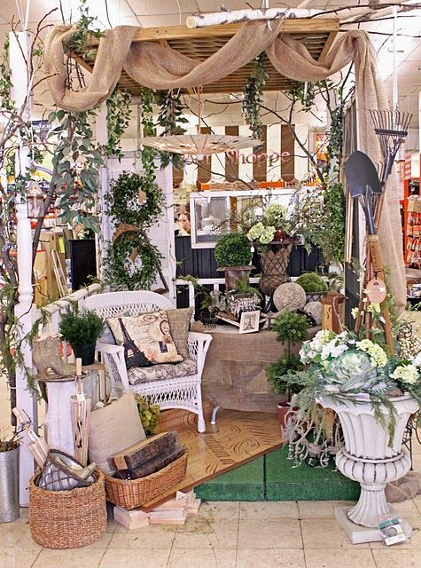 17 Best Images About VendorBooth Decorating Ideas On
