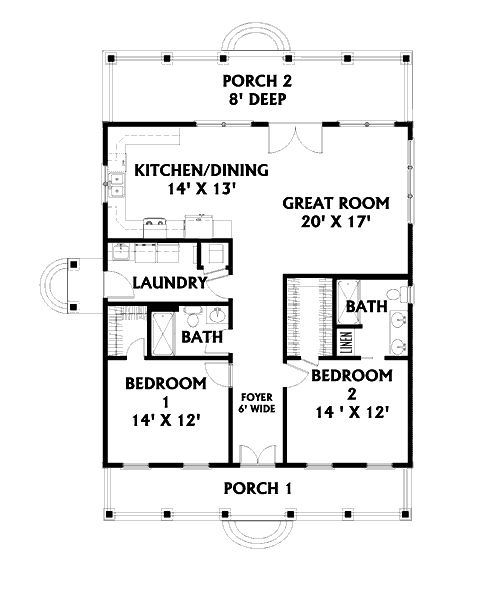 17 Best Ideas About Simple Floor Plans On Pinterest Small