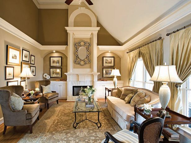 17 Best Images About Elegant Traditional Living Rooms On