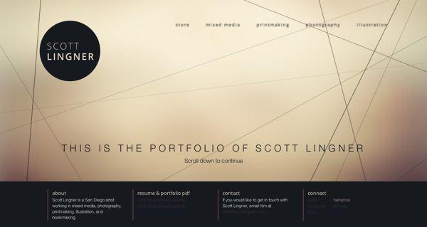 Layout Design For Portfolio Google Search Design