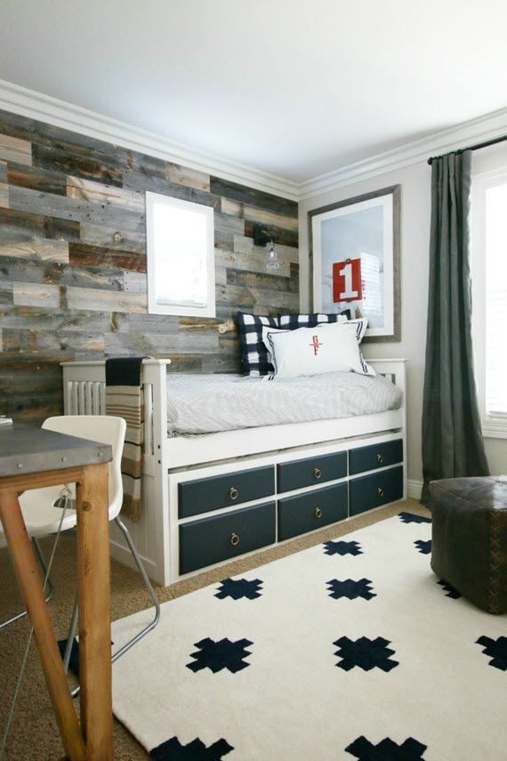 Best 25 Rustic Boys Bedrooms Ideas On Pinterest Rustic