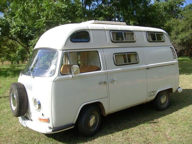 Gumtree Volkswagen Camper high roof with zipin tent