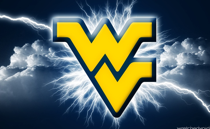 WVU (Flying WV Lightning) Lets go!!! Mountaineers
