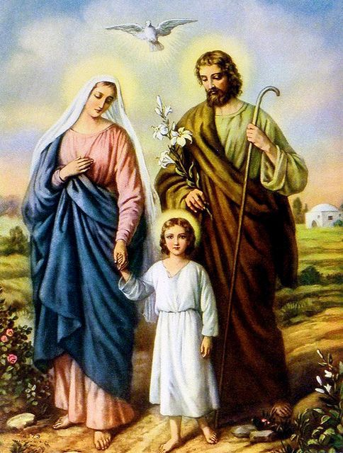 33 Best Images About Holy Family On Pinterest