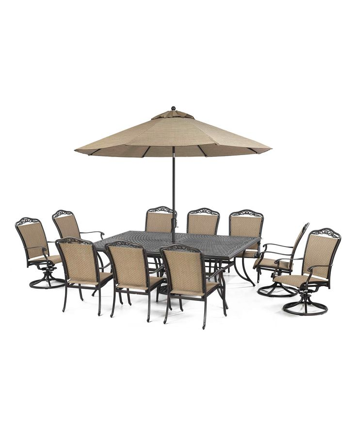 17 Best Images About Patio Furniture On Pinterest Dining