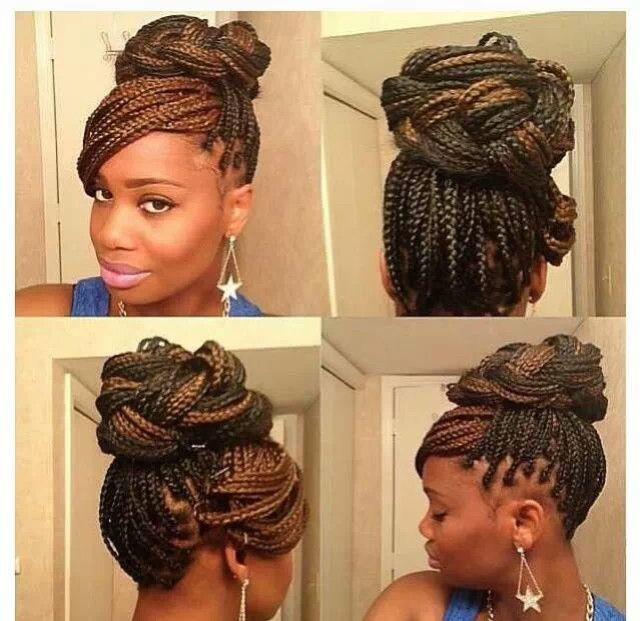 228 best images about Braids  on Pinterest Ghana braids