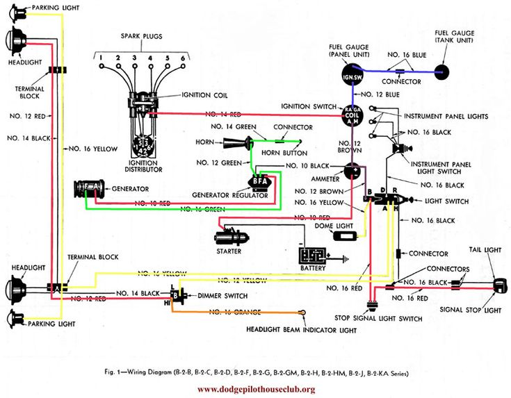 1949 Chrysler Windsor Rat on 1953 ford truck wiring diagram, 1954 dodge wiring diagram, 1969 dodge wiring diagram,