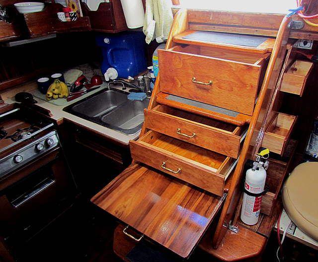 25+ Best Ideas About Sailboat Interior On Pinterest