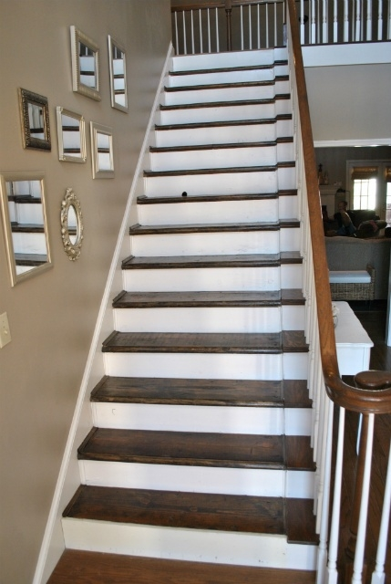 1000 Images About Redoing The Stairs On Pinterest | Redoing Stairs With Wood