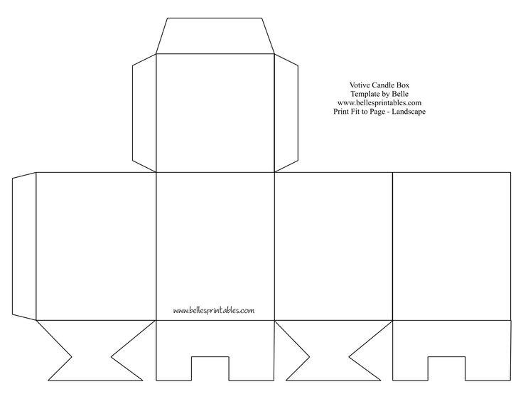 Box Patterns Templates Printable