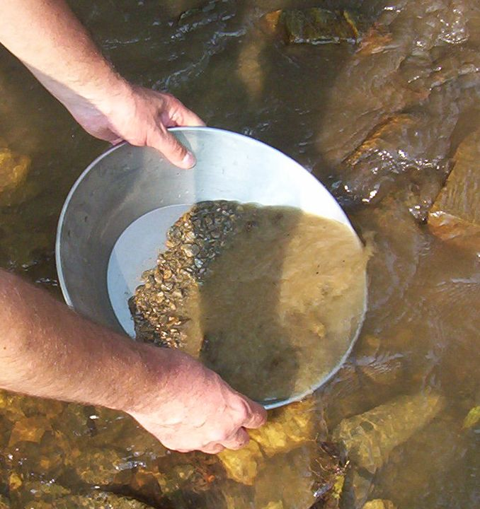 How About Panning For Gold This Weekend Here Are Some