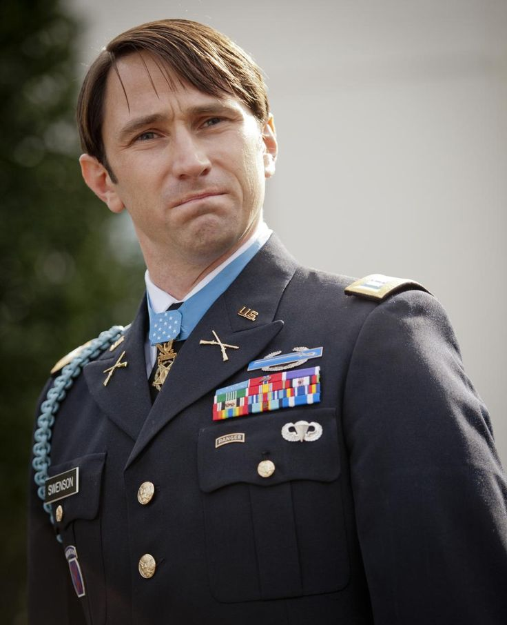 Will Swenson Medal Honor
