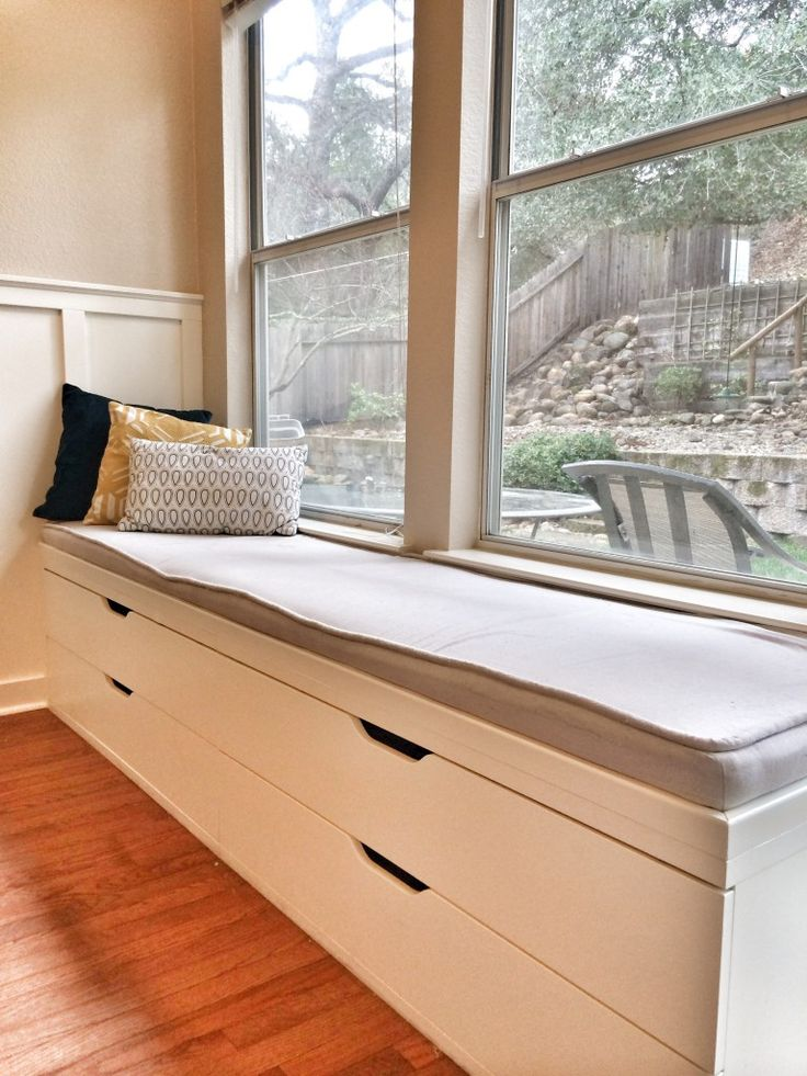 IKEA Stolmen as a window seat A House in Holland For