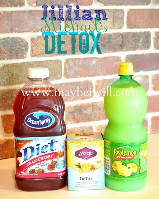 Maybe I Will…: Jillian Michaels Detox Water…   Lose 5 Pounds in 7 Days