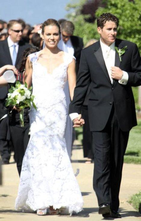 Natalie Coughlin Husband Ethan Hall And Wedding Photo