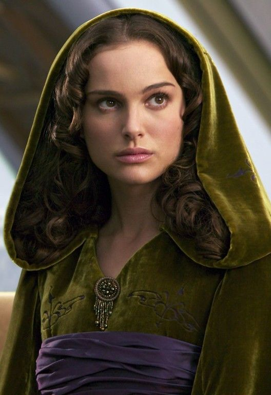 Padme. Love (most of) her hair and outfits, but it drives me crazy how inconsistent her hair length is. T_T Episode III
