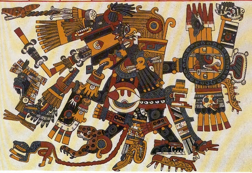 Aztec Artifacts And Information