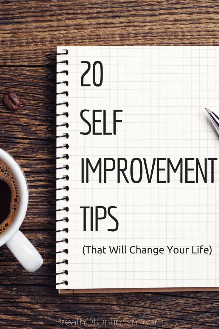 Best Self Improvement Topics