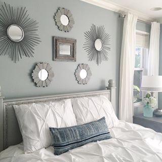 Silvermist Sw 7621 Sherwin Williams Paint Colors For Guest Bedroombedroom Paintsbat Bedroom Colorspainting Ideas